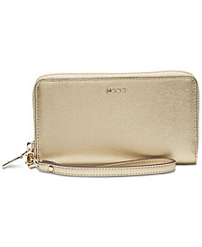 DKNY Bryant Wristlet, Created for Macy's