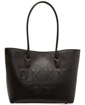 3bd0551e99d3 DKNY Hutton Logo Tote, Created for Macy's