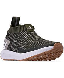 adidas Boys' RapidaRun Laceless Running Sneakers from Finish Line