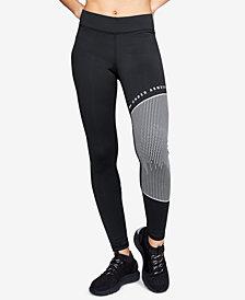 Under Armour ColdGear® Colorblocked Fleece-Lined Leggings