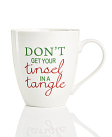 Pfaltzgraff Tinsel Tangle Mug