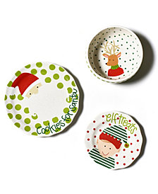 Coton Colors North Pole Dinnerware Collection