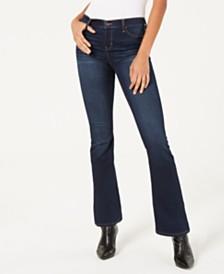 Vanilla Star Juniors' Pull-On Bootcut Jeans