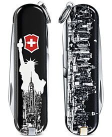 Victorinox Swiss Army Limited Edition Classic  New York Pocket Knife