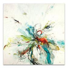 Botanica Ii Hand Embellished Canvas