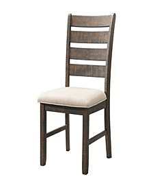 Dex Ladder Back Side Chair Set