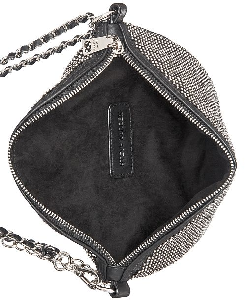 91d6b7b016081 Steve Madden Bling Convertible Belt Bag   Reviews - Handbags ...