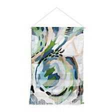 "Deny Designs Laura Fedorowicz Greenery Wall Hanging Portrait, 22""x32"""