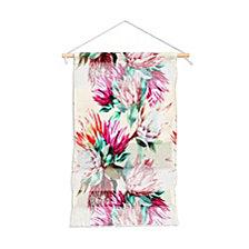"Deny Designs Marta Barragan Camarasa King Proteas Bloom 02 Wall Hanging Portrait, 11""x16"""