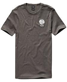 G-Star Raw Mens Circle Logo Graphic T-Shirt