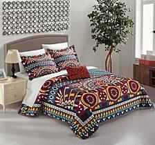 Chic Home Le Haver 8 Pc Queen Quilt Set