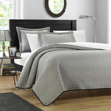 Chic Home Palermo 7 Pc King Quilt Set