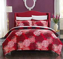 Chic Home Jerome 7 Pc King Duvet Set
