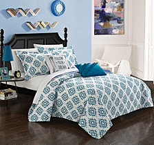 Chic Home Jaden 7 Pc Twin XL Quilt Set
