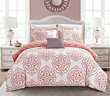 Chic Home Murano Duvet and Comforter Collecion