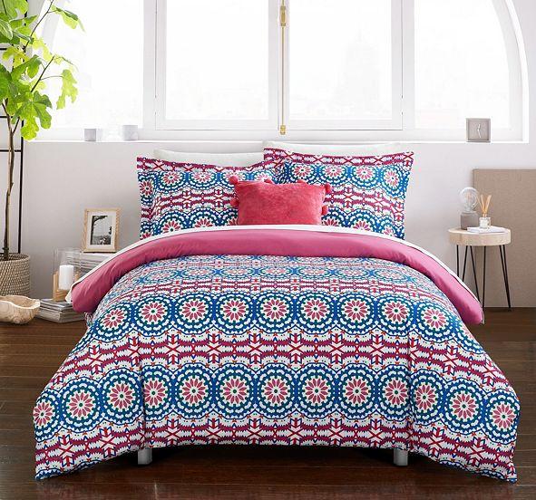 Chic Home Gavin 8 Pc Full  Duvet Set
