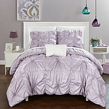 Chic Home Hamilton 8 Pc Duvet Set Collection