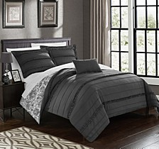 Eliza 8 Pc Duvet Set Collection