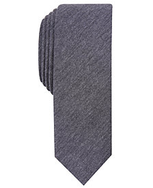 Penguin Men's Arness Solid Skinny Tie