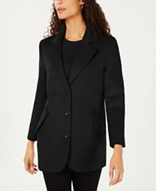 Lucky Brand Wool Blend Coat