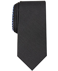 Nautica Men's Sara Slim Dot Silk Tie