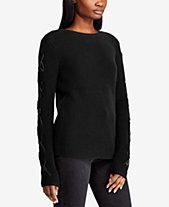 cba1cebfb4f07 Lauren Ralph Lauren Women s Sweaters - Macy s