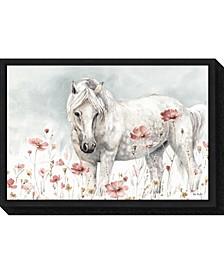 Wild Horses II by Lisa Audit Canvas Framed Art