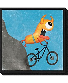 Xtreme Monsters I by Sarah Adams Canvas Framed Art