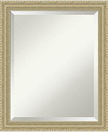 Amanti Art Teardrop 19x23 Bathroom Mirror