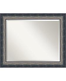 Amanti Art Scoop 34x28 Bathroom Mirror
