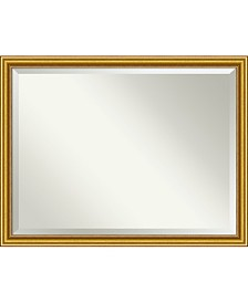Amanti Art Townhouse 44x34 Bathroom Mirror