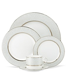 Pearl Beads 5-Piece Place Setting