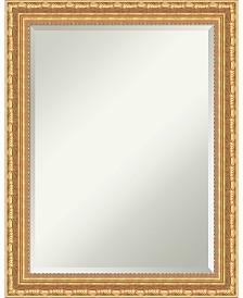 Amanti Art Vegas Burnished 25x25 Wall Mirror