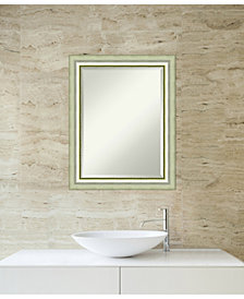 Amanti Art Vegas 23x29 Bathroom Mirror