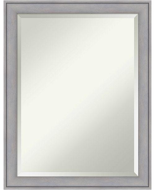 Amanti Art 21x27 Bathroom Mirror