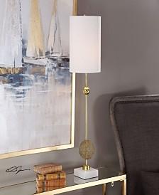 Uttermost Breckyn Gold Buffet Lamp