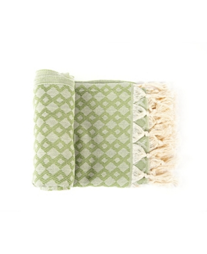 Image of Case + Drift Byron Towel for use as Beach Towel, Throw Blanket or Scarf Bedding