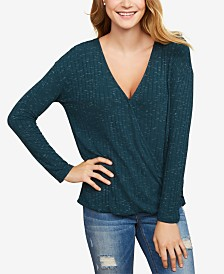 Jessica Simpson Wrap Nursing Top