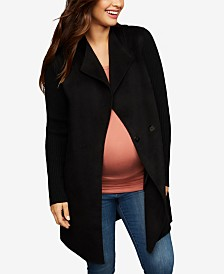 A Pea In The Pod Maternity Wool Jacket