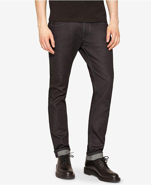 A X Armani Exchange Men's Slim-Fit Stretch Jeans