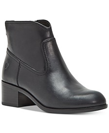 Women's Claire Leather Booties