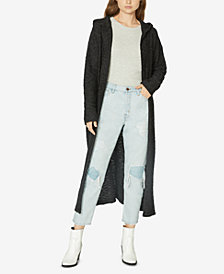 Sanctuary Maxwell Hooded Sweater Coat