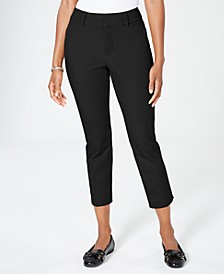 Petite Newport Tummy-Control Cropped Pants, Created for Macy's