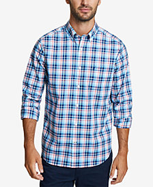 Nautica Men's Alaska Plaid Shirt