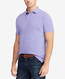 Polo Ralph Lauren Men's Custom Slim-Fit Mesh Polo, Created for Macy's