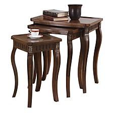 Mya Traditional Nesting Table