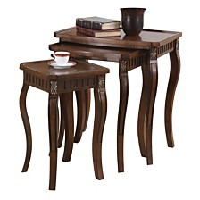 Mya Traditional Nesting Table