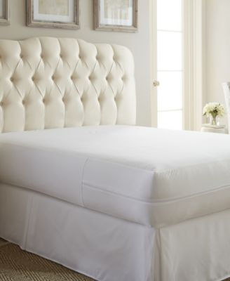 Zippered mattress protector Anti Main Image Macys Ienjoy Home Home Collection Premium Bed Bug And Spill Proof Zippered