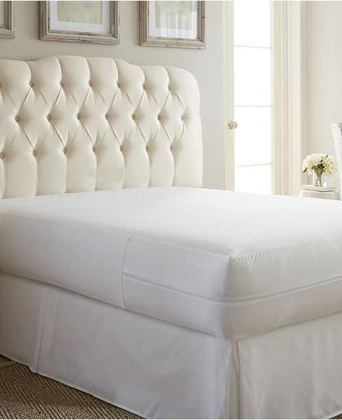 ienjoy Home  Home Collection Premium Bed Bug And Spill Proof Zippered Mattress Protector