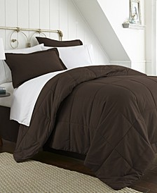 A Beautiful Bedroom 8 Piece Bed in a Bag Set by The Home Collection, King